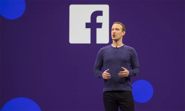 Markzuckerberg, CEO Facebook. Ảnh: