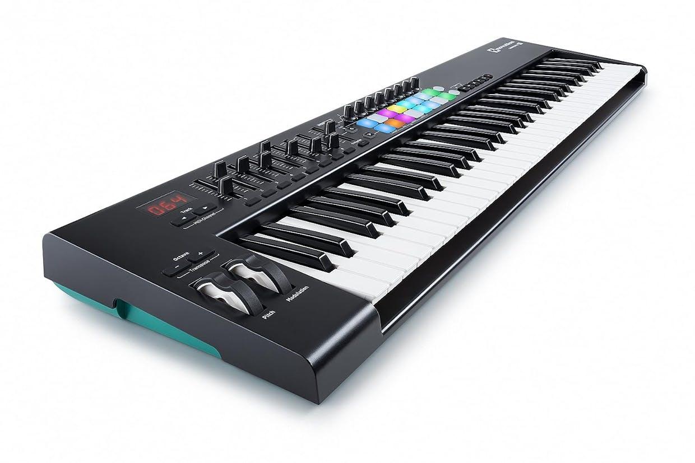 Can I get midi keyboard controllers?
