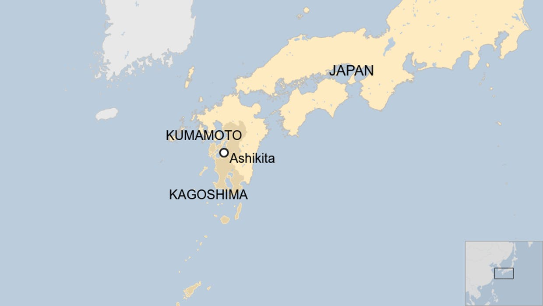 Map Courtesy of BBC News