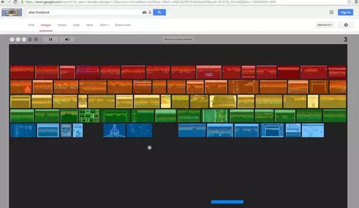What are some amazing facts related to Google?