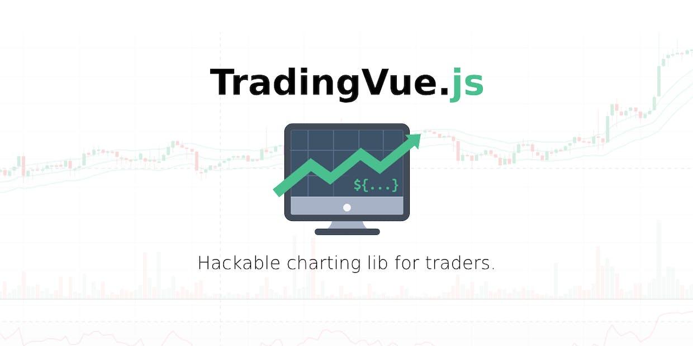 TradingVue.js kutubxonasi