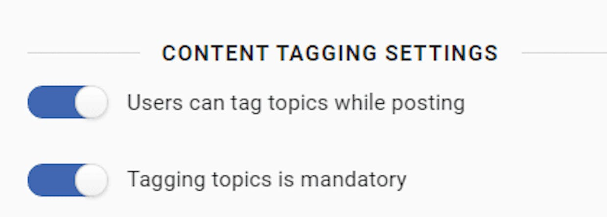 """I'm testing Tribe for a community platform, and I have all the Content Types selected, but I don't see anywhere to actually create a post. My little plus sign only says """"Add Groups"""". What am I missing? Where's the box to add new posts?"""