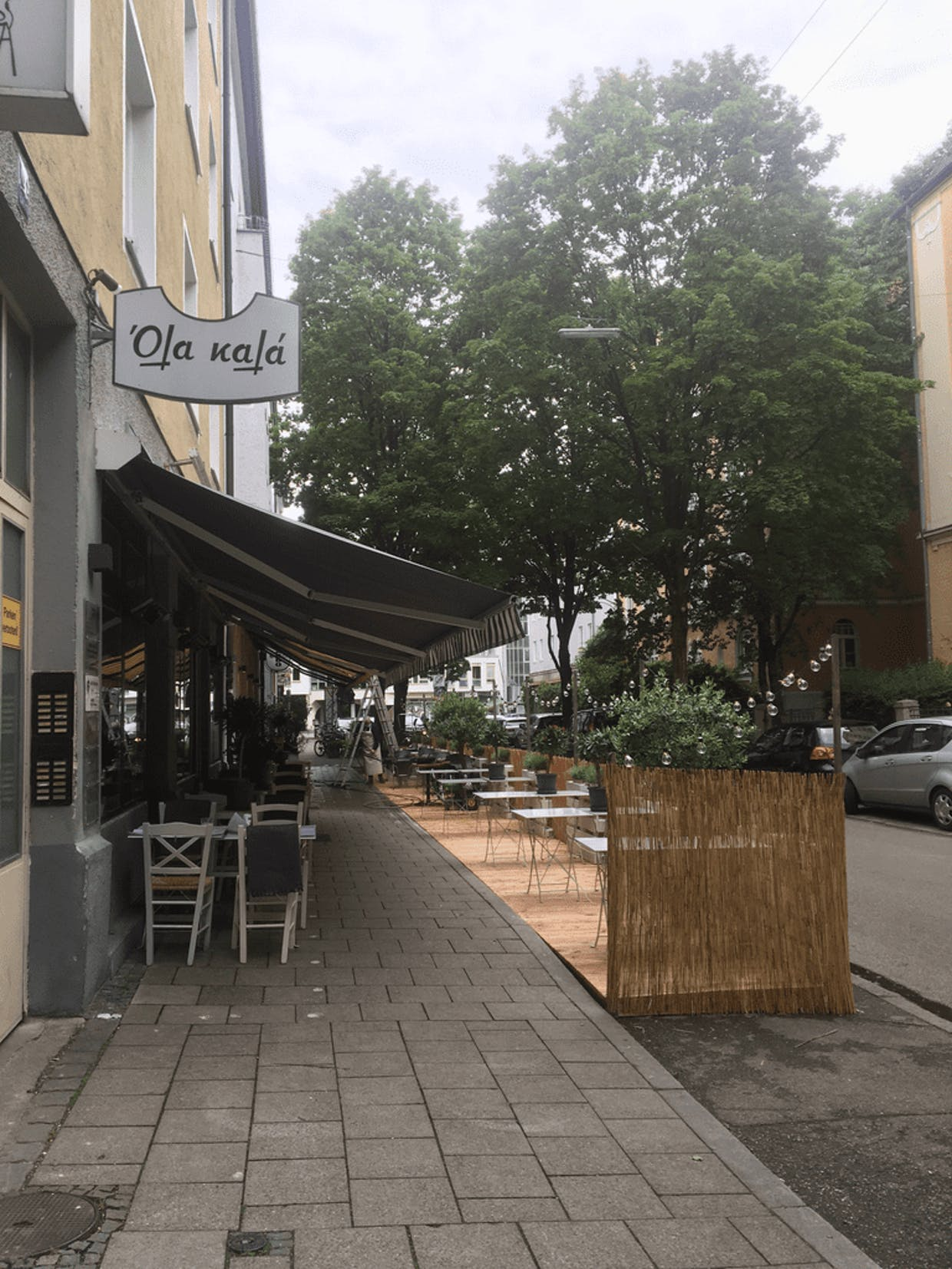 Munich's Schwabing district