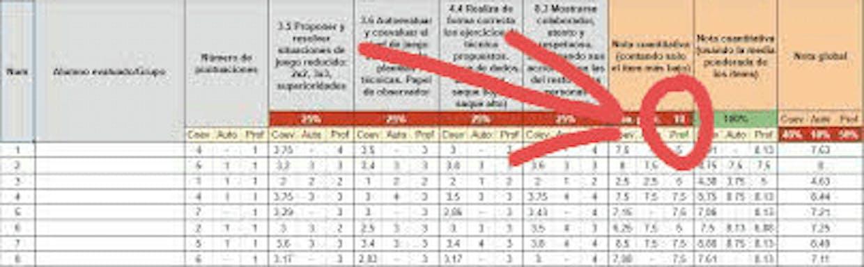 """En mi centro educativo algunos profes al momento de procesar la rúbrica introdujeron como puntuación máxima """"5.0"""" y al parecer el punto decimal genera errores en el cálculo porque no muestra las calificaciones en la planilla, ¿Alguna solución? Sin reiniciar nel proceso?"""