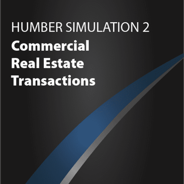 Simulation 2: Commercial Real Estate Transactions