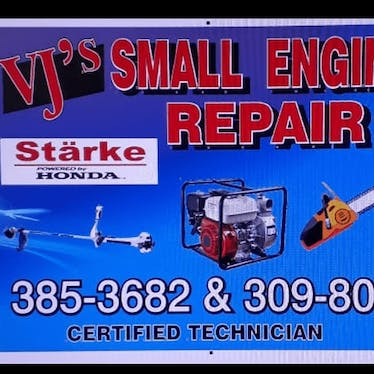 VJ's Small Engine Repairs