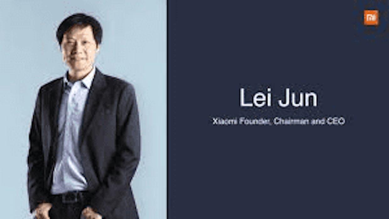 Xiaomi এর CEO কে?