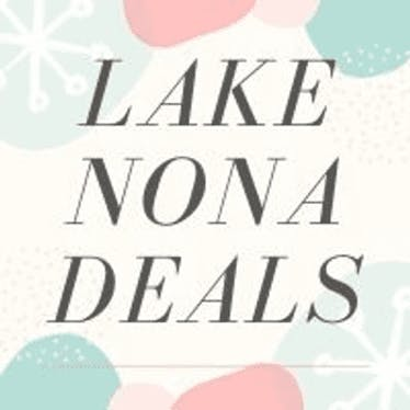 Lake Nona Deals
