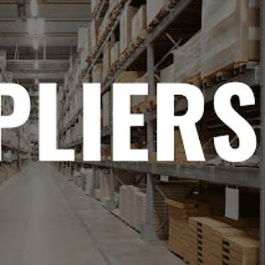 Major Supliers