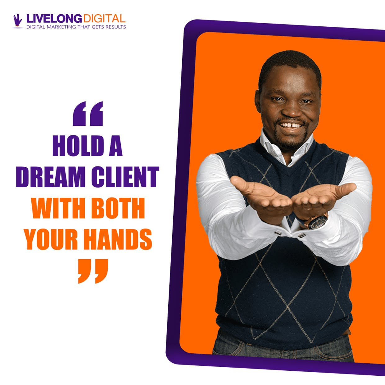 Your goal a business owner is to attract clients that pay, stay and refer.