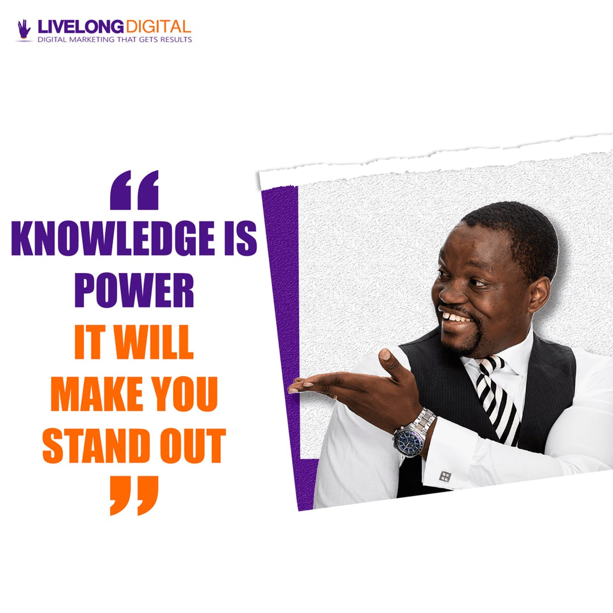 Tip: Start slow and build up your knowledge base.