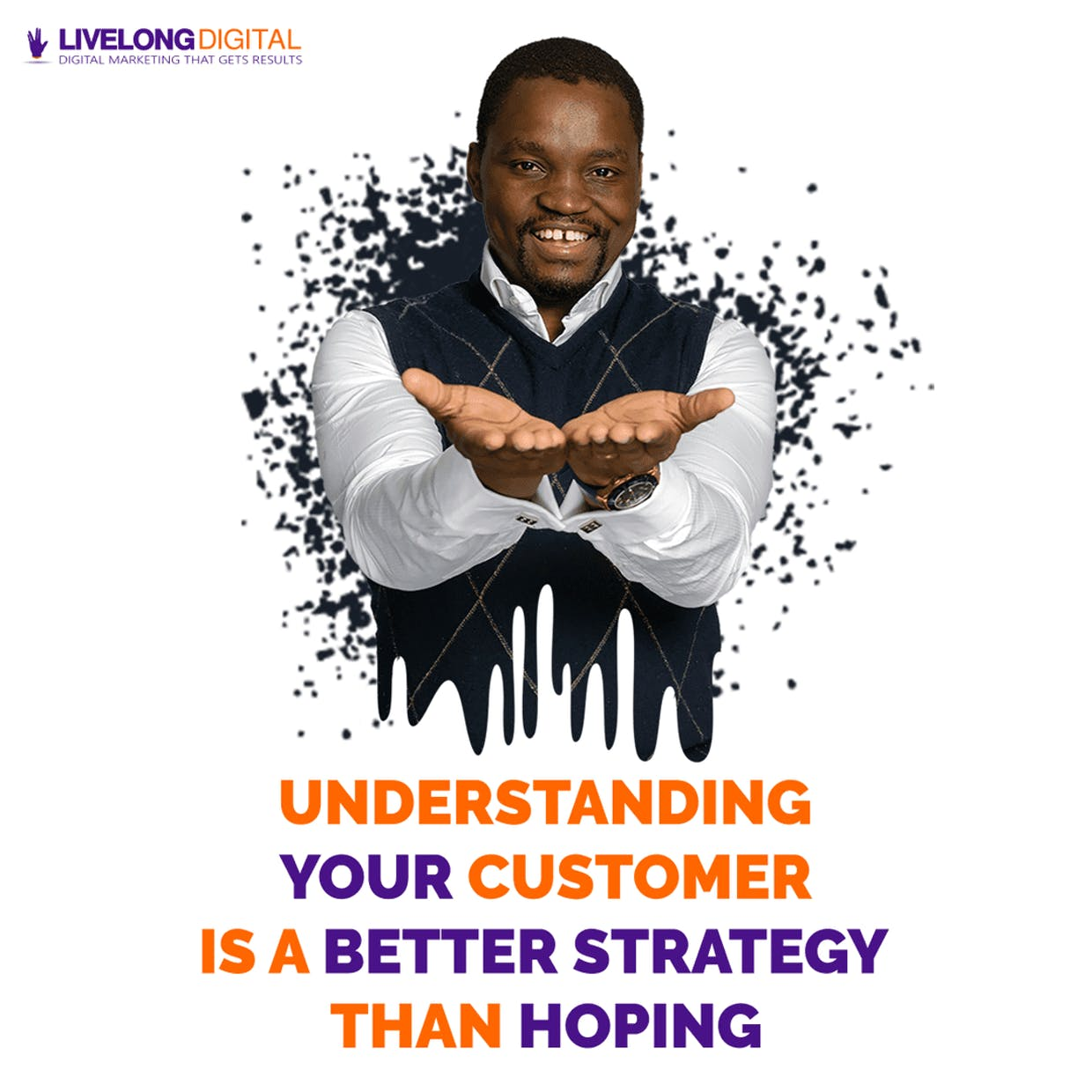 Your competitive advantage is what your customers believe, not what you make in the factory .