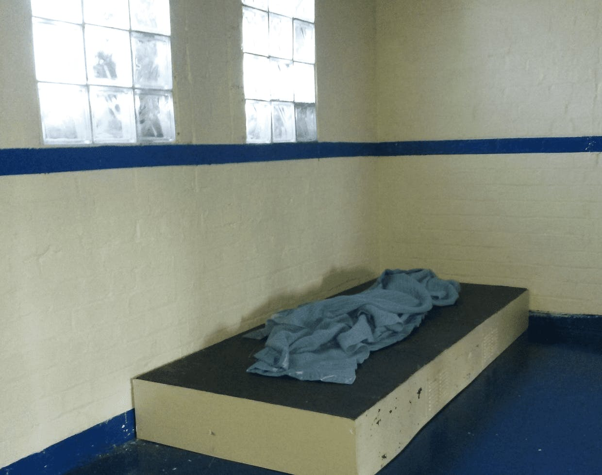 Police Cell Set