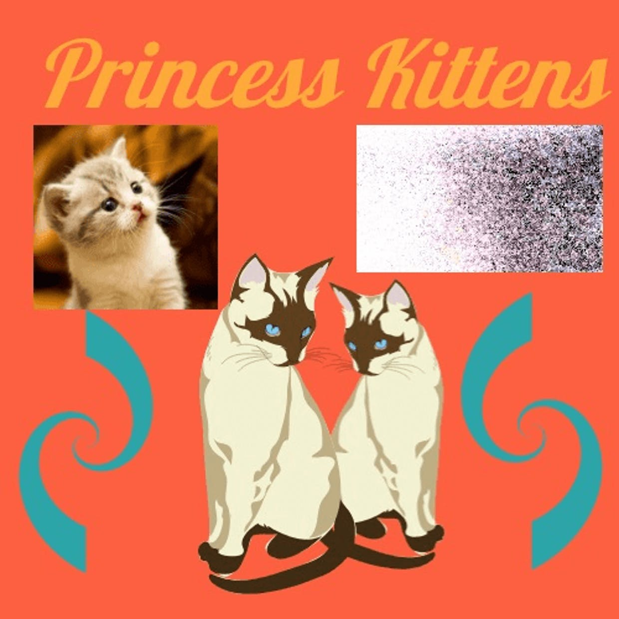 Princess Kittens Logo