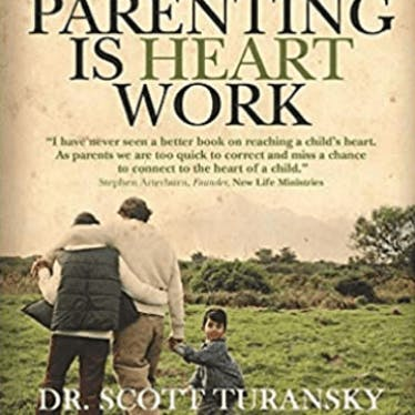 {Book Chat} Parenting is Heart Work by Turansky and Miller