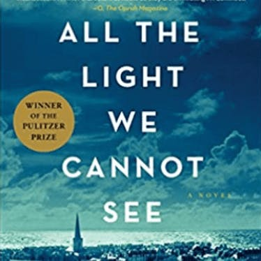 {Book Chat} All the Light We Cannot See by Anthony Doerr