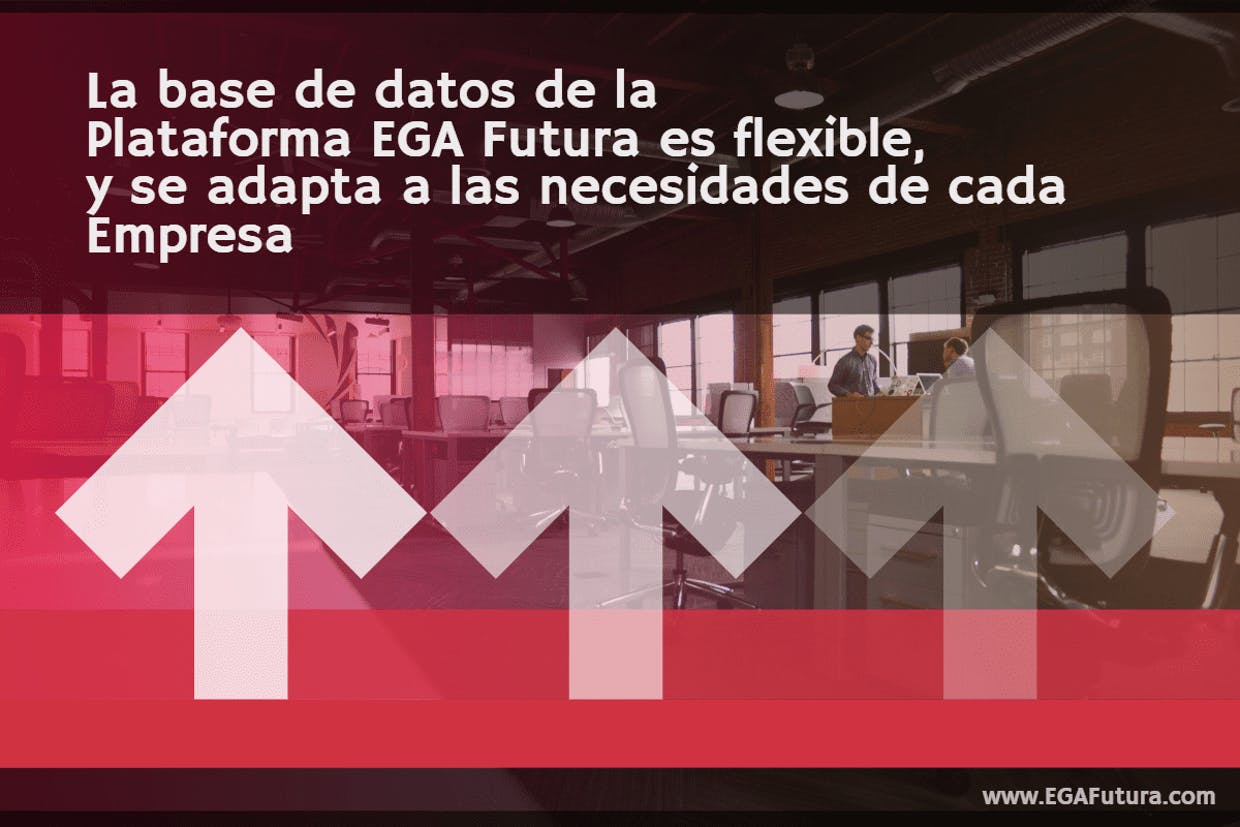Base de datos de EGA Futura