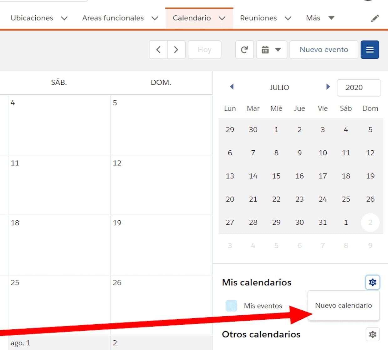 Si dentro del Calendario quisiera crear un calendario vinculado al Objeto Empleado, que se llame Cumpleaños Empleados, tengo que tener creado un campo Fecha Cumpleaños? O hay forma de utilizar el campo Fecha de nacimiento?