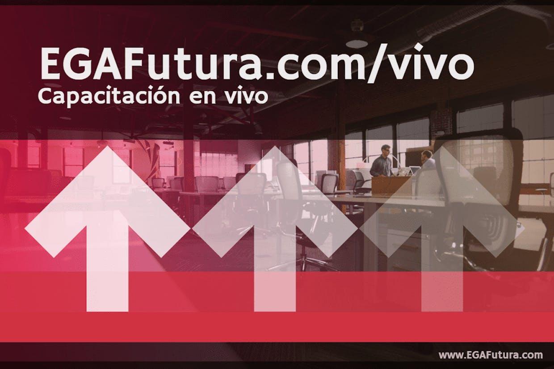Clases y entrenamiento en vivo de EGA Futura