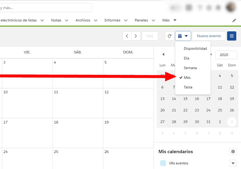 Calendario de EGA Futura