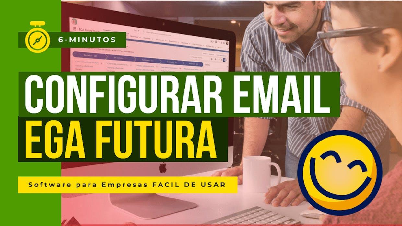 Cómo configurar la dirección y datos de la firma de los correos electronicos enviados?