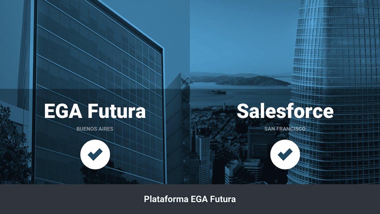 EGA Futura y Salesforce son la misma empresa?