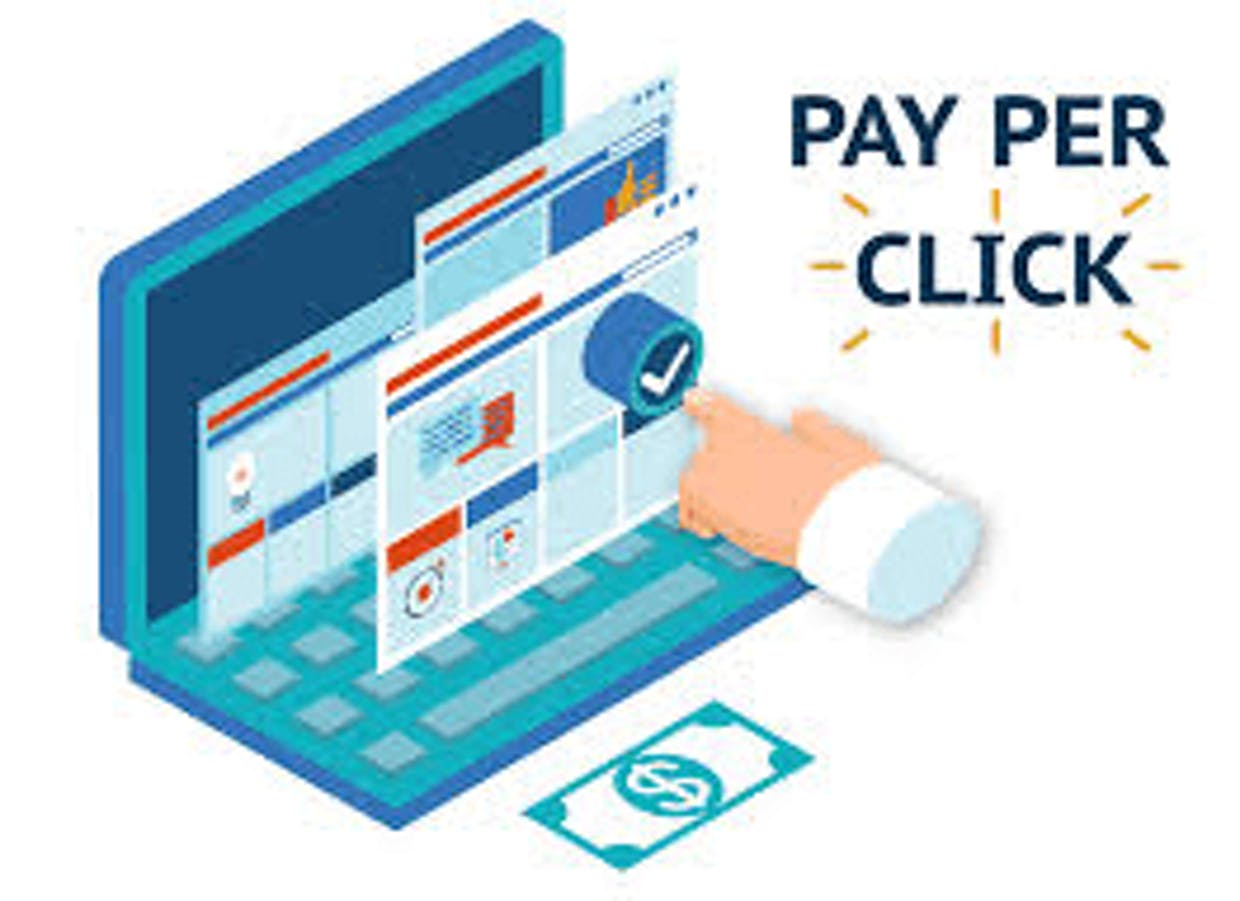 Explain what is PPC or Pay Per Click advertising?