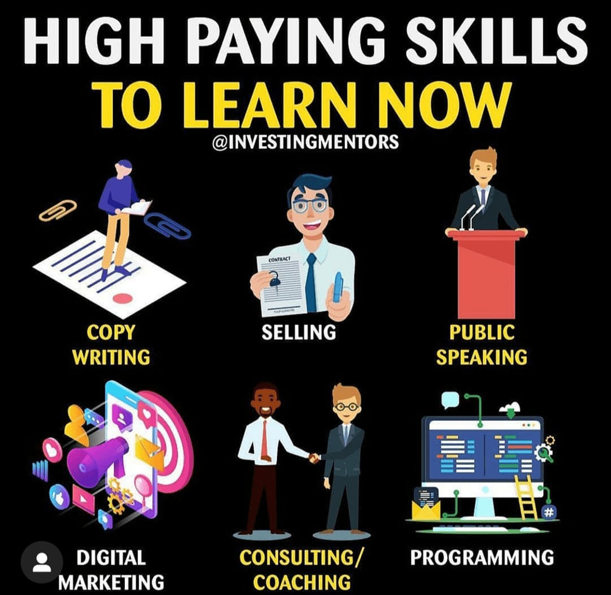 Skills an entrepreneur should develop in this era of technology.