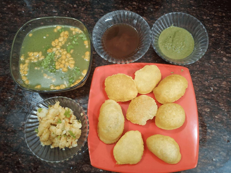 Home Made Pani - Puri