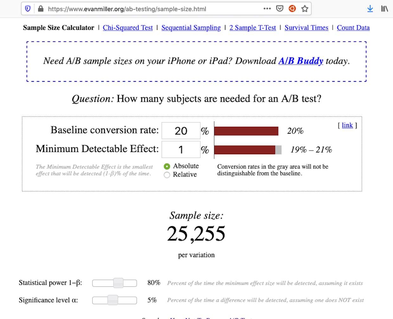 برای انجام تست های A/B چه بازه زمانی رو مد نظر قرار می دهید؟ چجوری مطمئن می شید که نتایج و آمار ها دچار خطا نشده؟ برای تست در هر دسته چه تعداد کاربر باید حدقل قرار بگیرند که نتایج قابل اتکا باشند؟ توصیه می کنید بیشتر از 2 دسته رو همزمان تست بکنیم؟