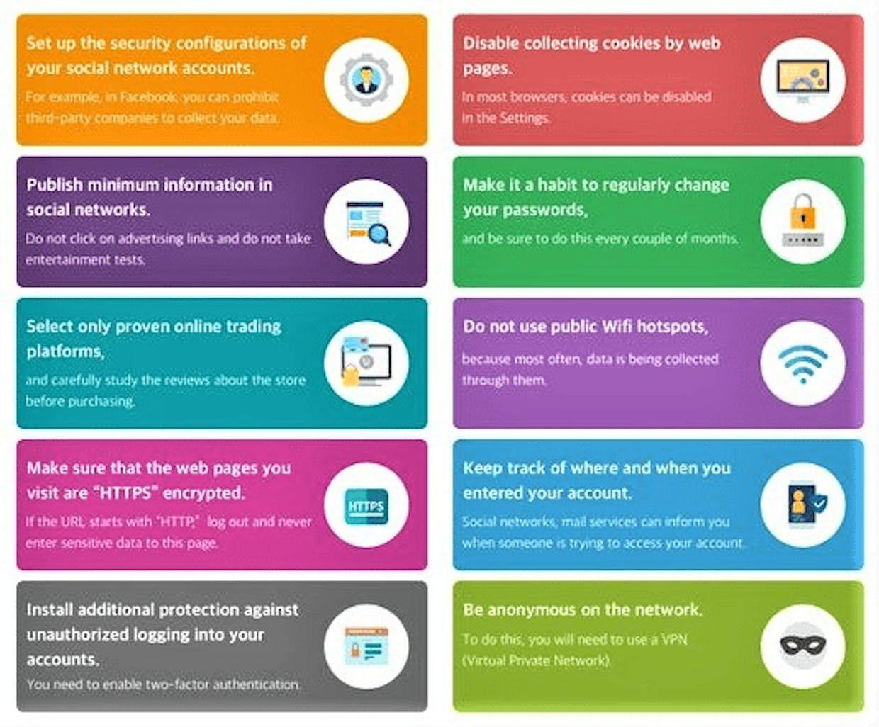 Security Tips for Your Online Safety