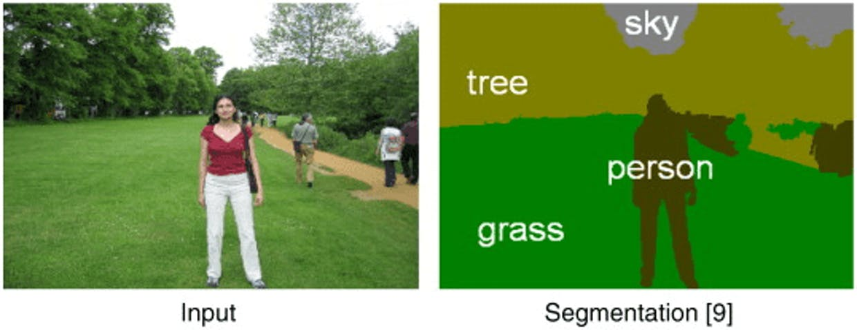 Figure 1. Semantic Segmentation