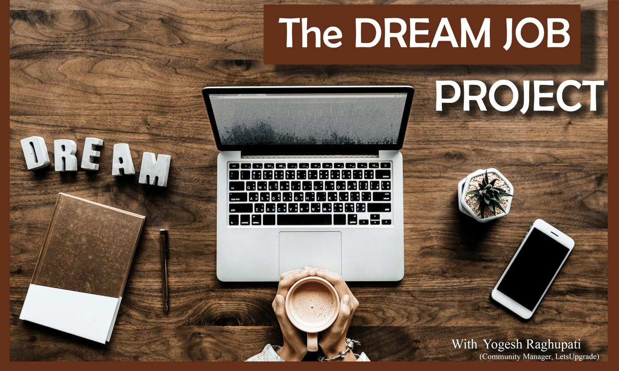 The Dream Job Project - COURSE