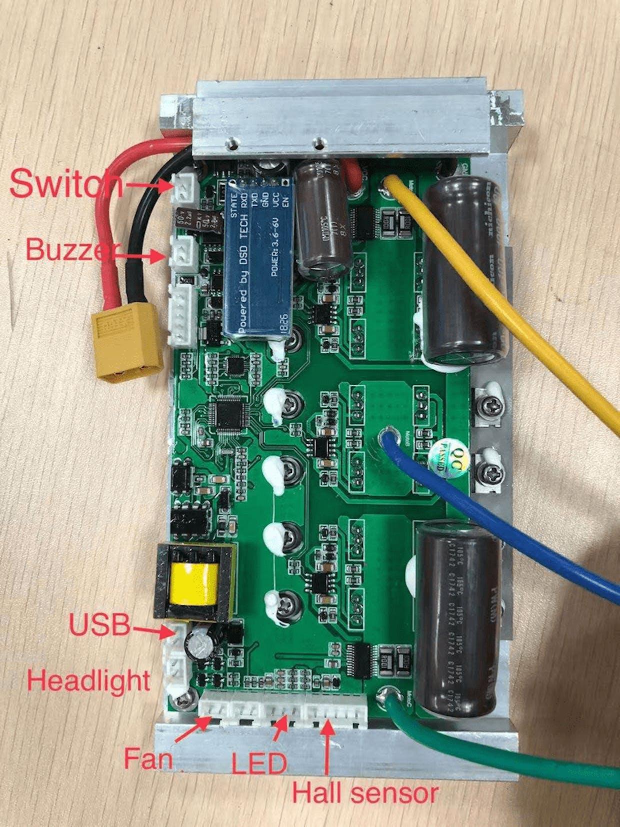 Msuper V3s Board Wiring