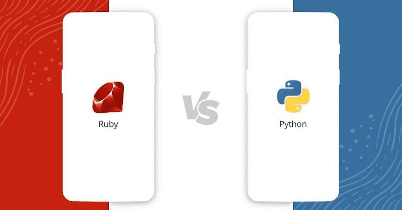 Ruby yoki Python