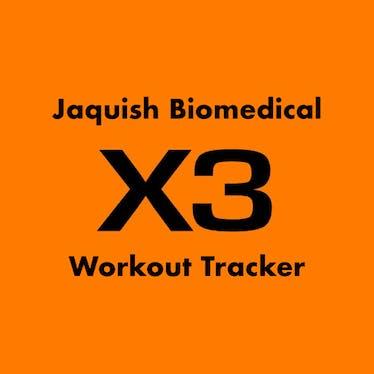 X3 Tracker App