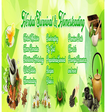 Herbal Survival and Homesteading