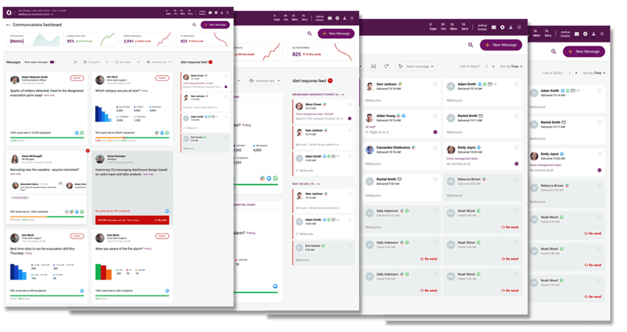 Our New Comms Dashboard is here!