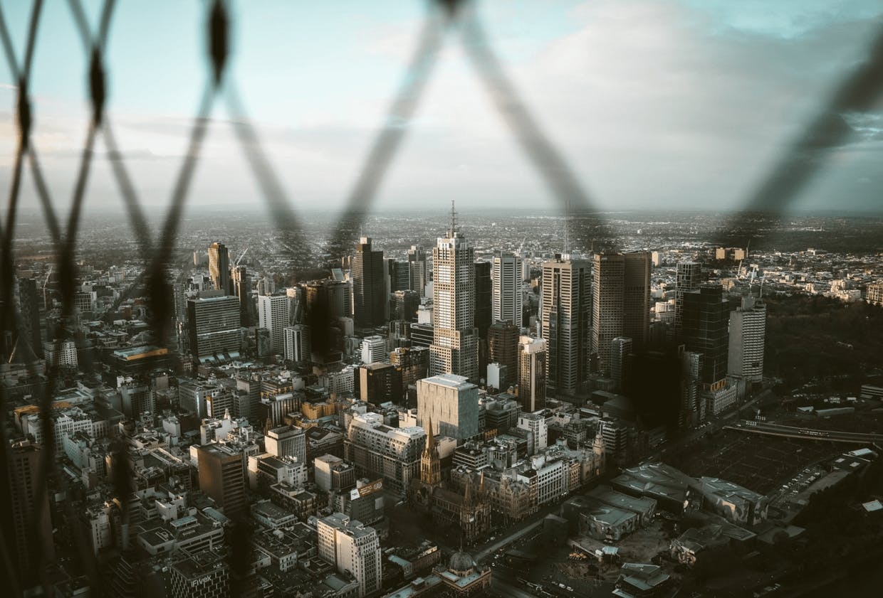 Should all of Melbourne be in lockdown? - Photo by