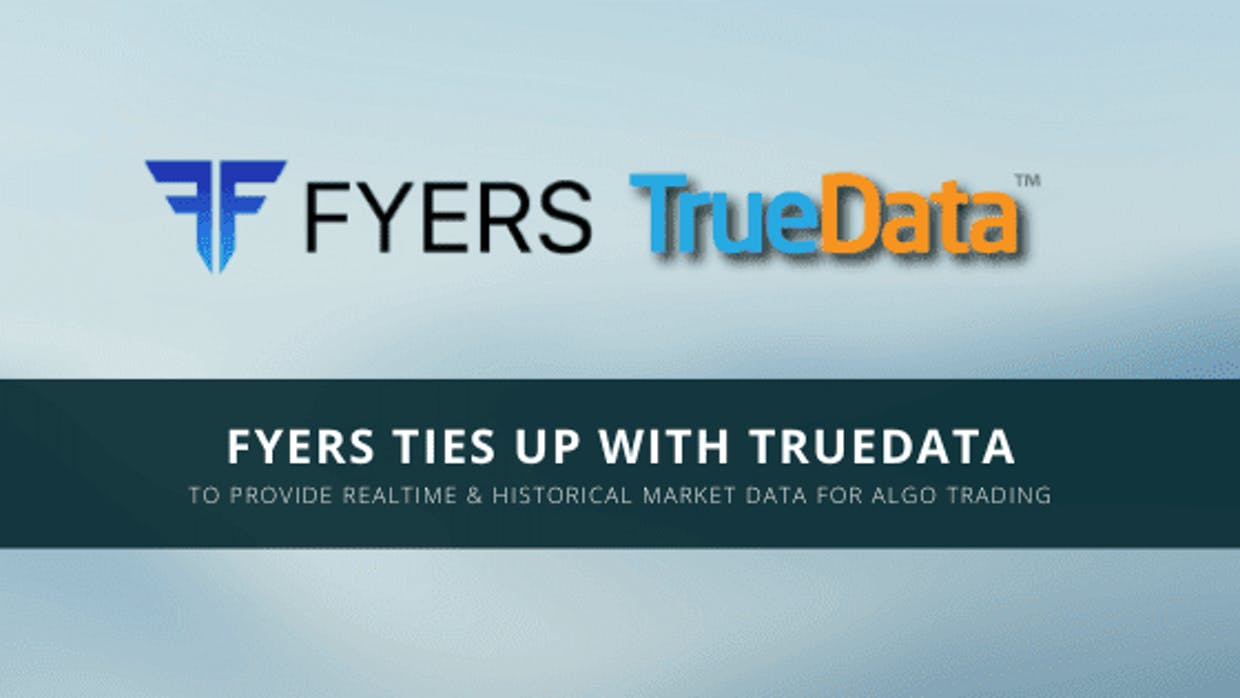 FYERS Ties Up With TrueData