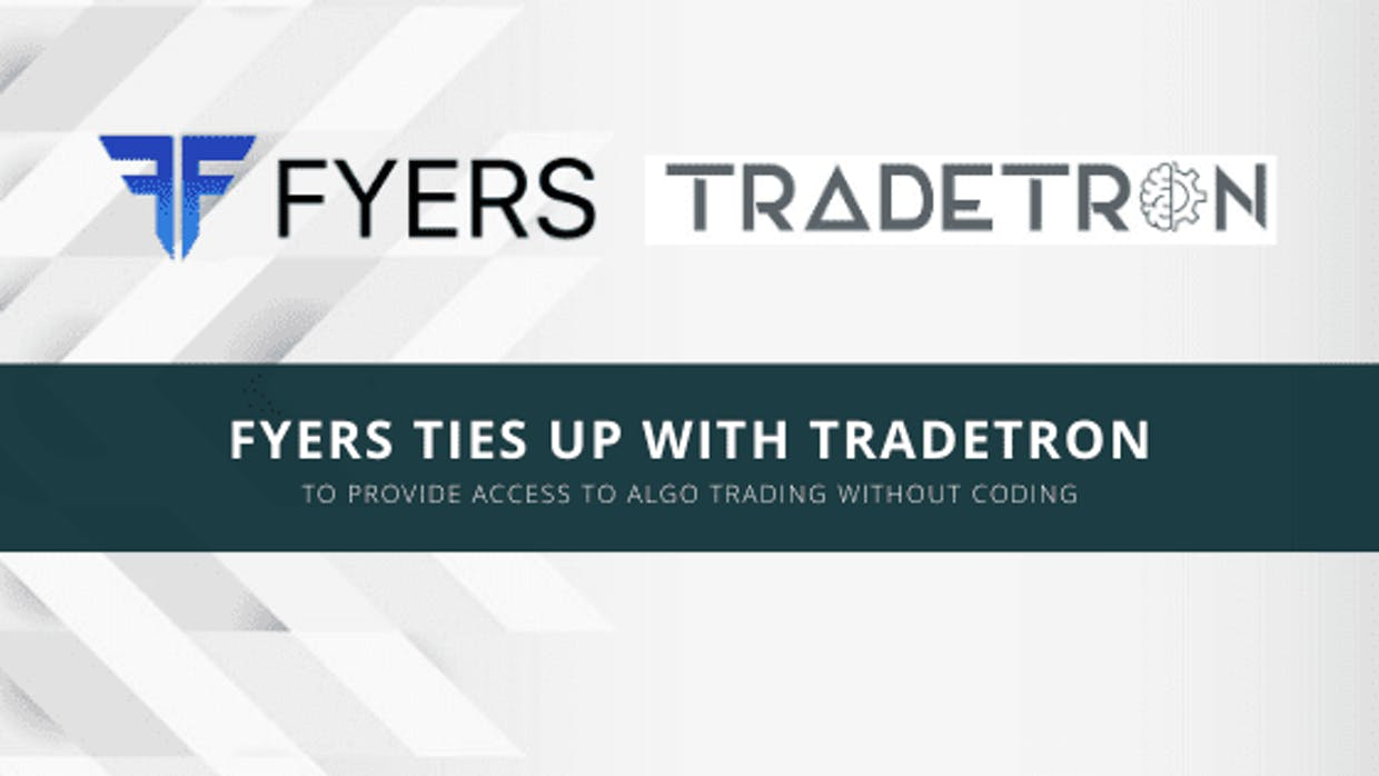 FYERS Ties Up With Tradetron