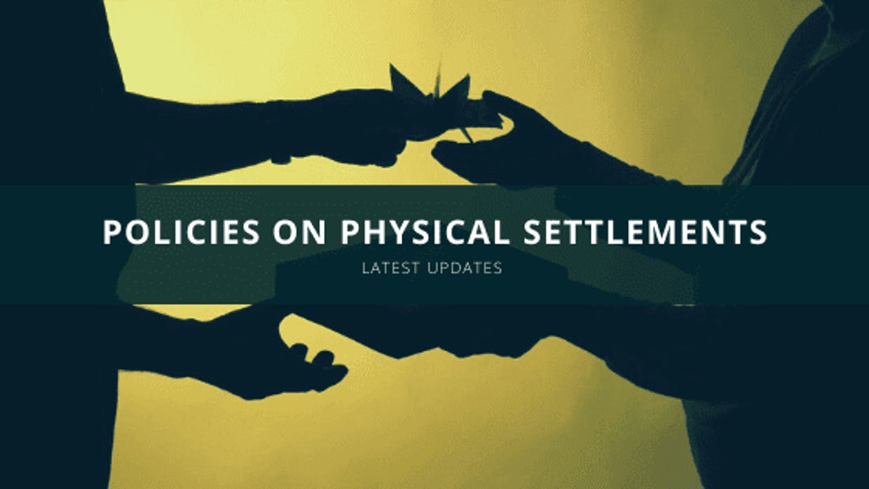 FYERS Policies On Physical Settlement