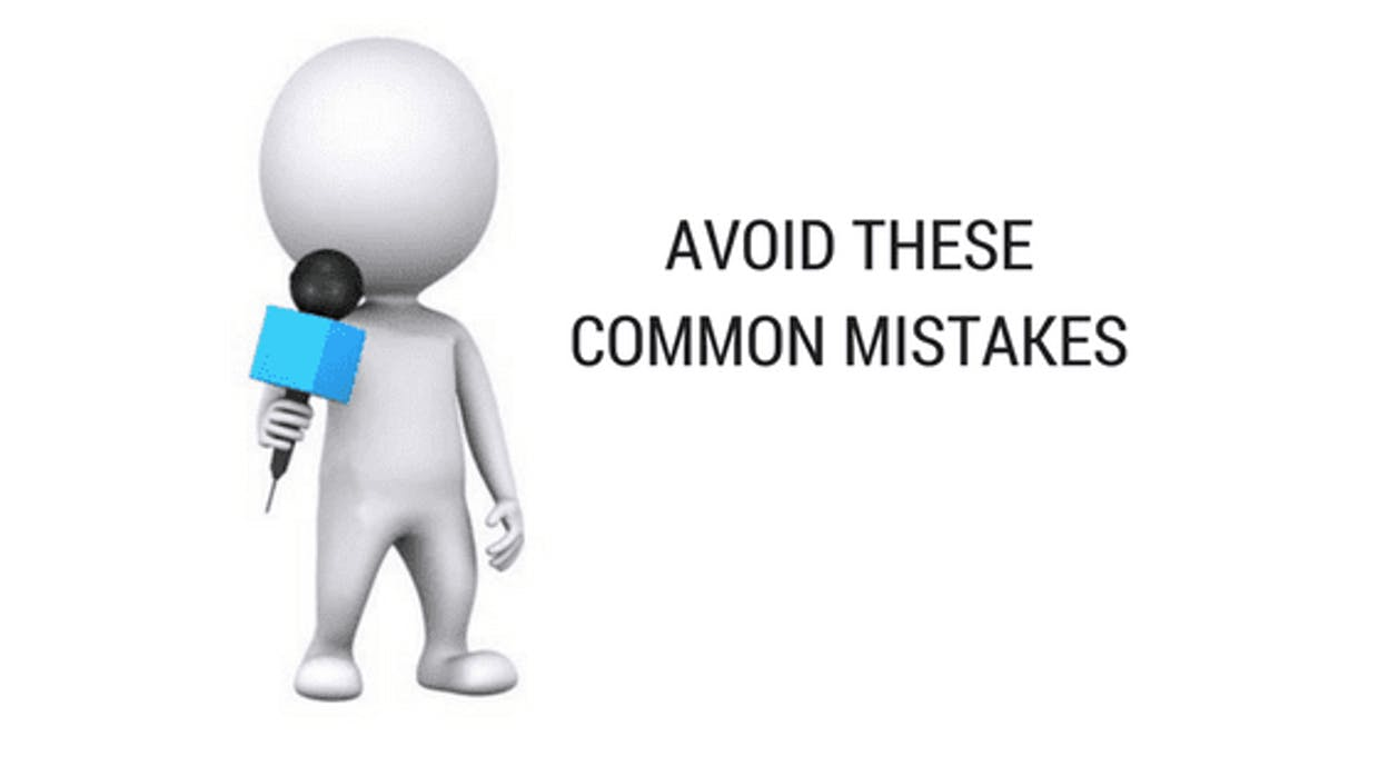 10 Common Trading Mistakes That You Must Avoid In The Stock Market