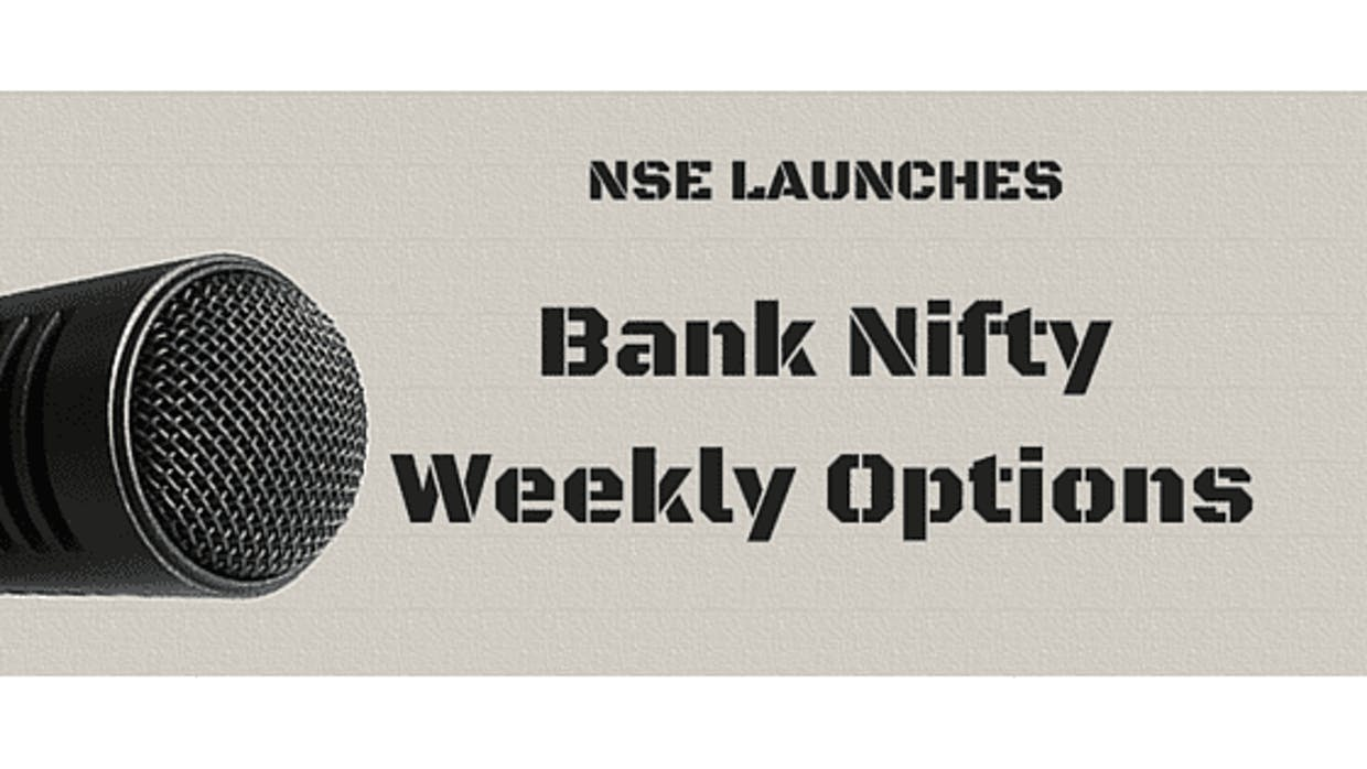 Bank Nifty Weekly Options Specifications