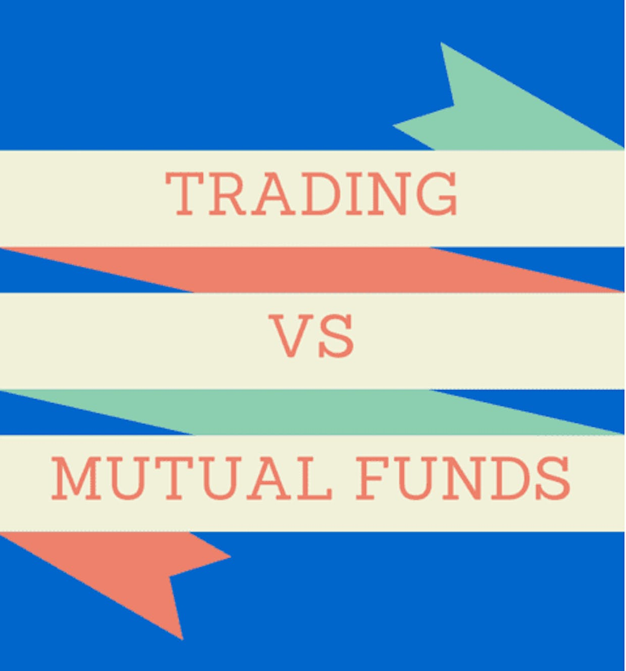 Is Trading Better Than Mutual Fund Investing?