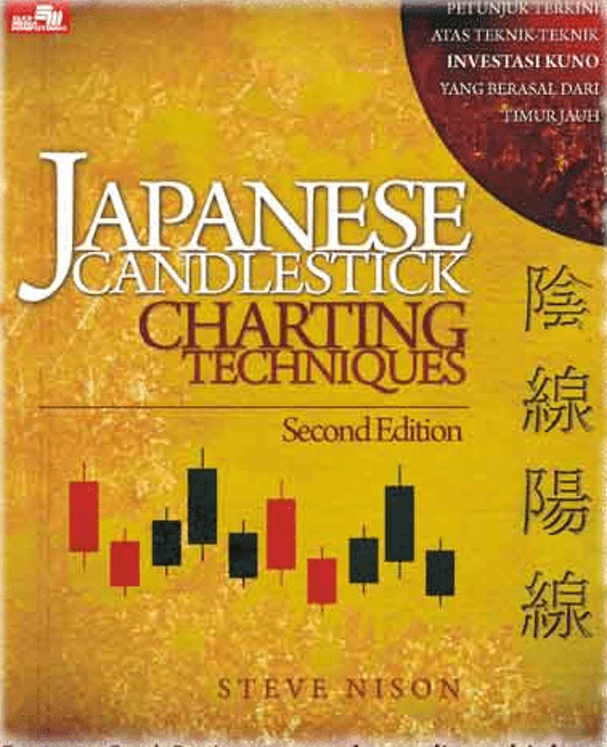 Book Review Of : Japanese Candlestick Charting Techniques