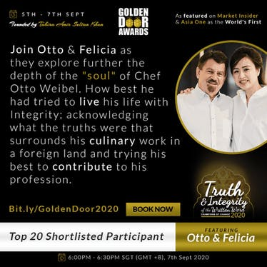 """Exploring the depths of the """"soul"""" of Chef Otto Weibel"""