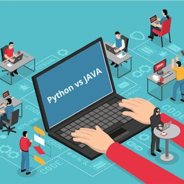 Java and Python