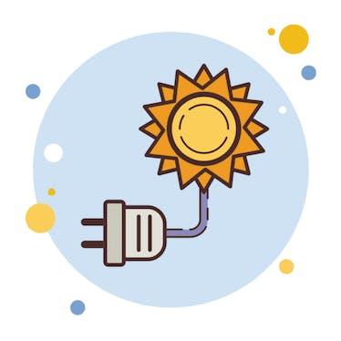 solar powered livelihood appliances